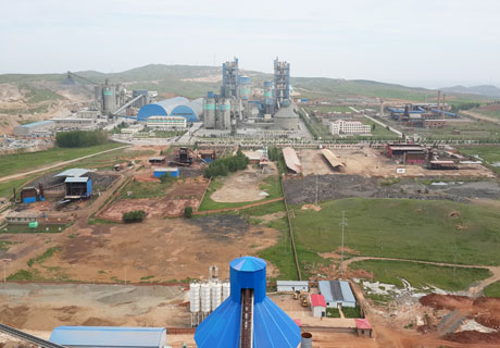RS Refractory Plant With Advanced Production Line