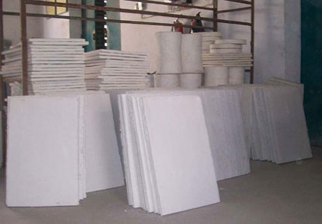Ceramic Fiber Board By RS Factory