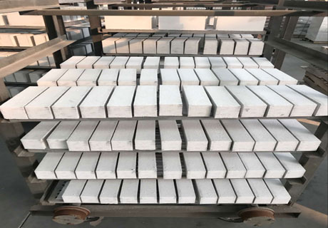 Qualified Corundum Brick In RS Factory