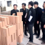Korea GS Company Cooperation With Rongsheng Kiln Company