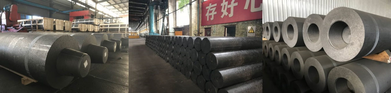 Cheap And Qualified Graphite Electrodes For Sale In RS Kiln Company