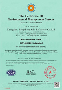 RS Environment Protection Of Refractories