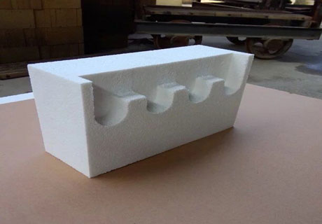 RS Qualified Alumina Bubble Brick For Sale