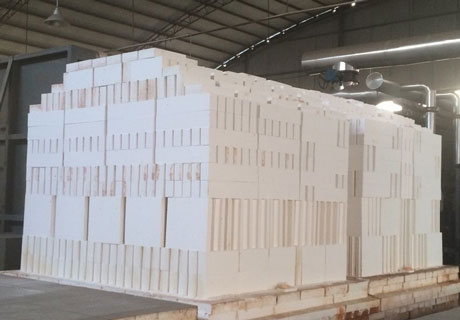 RS Refractory Mullite Bricks In RS Factory
