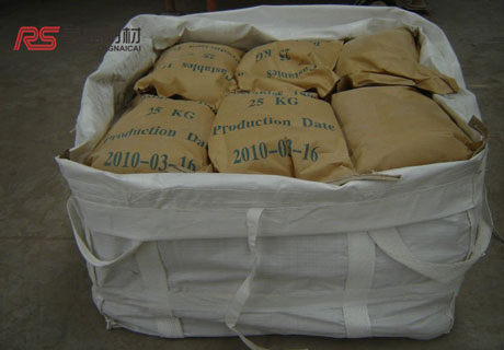 Refractory Castable In RS In Bags Package