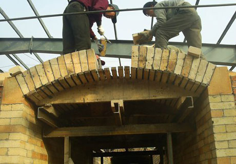Refractory Lining Constraction By RS Company