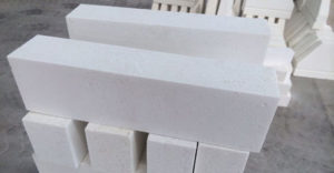 Sintered Corundum Brick For Sale In RS