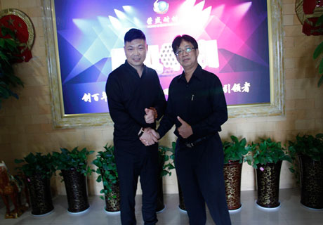 Thailand Customers Cooperation With RS