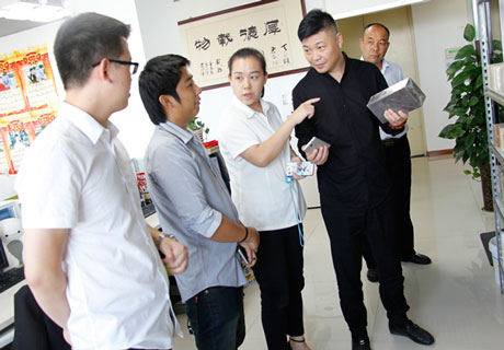 Thailand Customers Visit RS