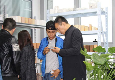 Vietnam Clients Inspection In RS