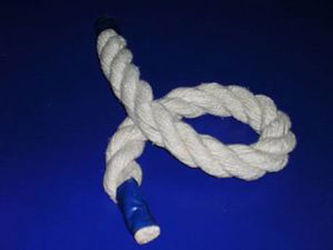 Cheap Ceramic Fiber Twisted Rope In RS Factory