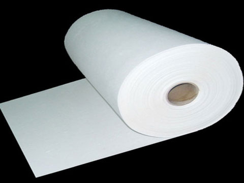High Quality Ceramic Fiber Paper In RS Factory