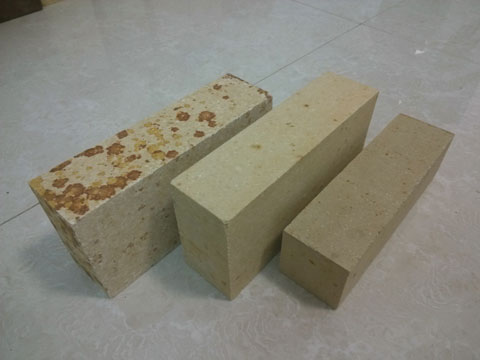 Silica Brick For Glass Tank Furnace In RS