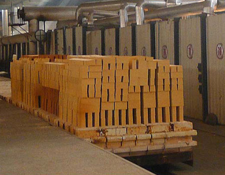 Refractory bricks characteristics