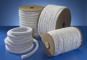 Ceramic Fiber Rope - Rongsheng Refractory Rope