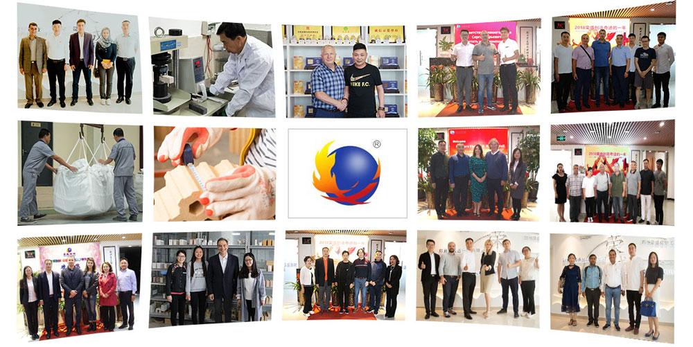 Rongsheng Refractory Materials Company