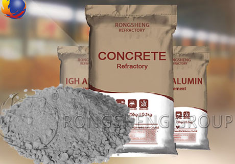 Refractory Concrete For Sale - Rongsheng Refractory