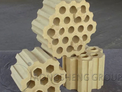 Silica Checker Bricks for Hot Blast Stoves