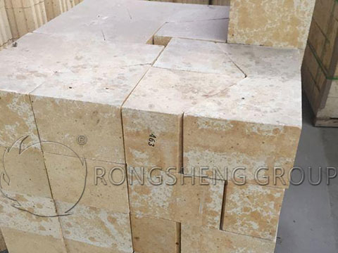 Rongsheng Silica Bricks for Glass Kilns