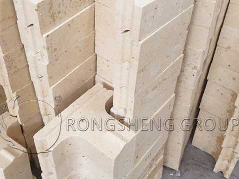 Silica Bricks for the Lining of Coke Oven
