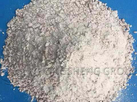 Silica Ramming Material for Intermediate Frequency Furnace