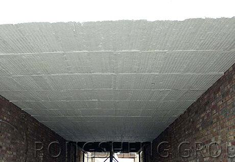 Ceramic Fiber Blanket Lining in Industrial Furnace