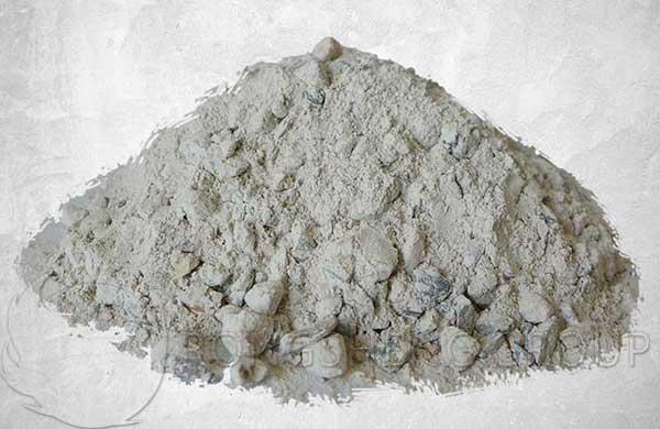 Corundum Self-Flowing Wear Resistant Castable