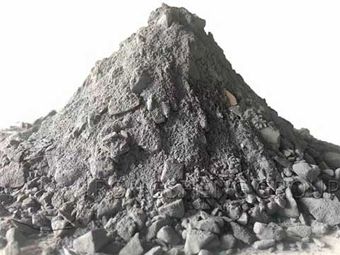 High-Quality Refractory Concrete from Factory