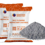 What is Self-Flowing Monolithic Refractory Castable?